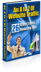 An A to Z Of Website Traffic